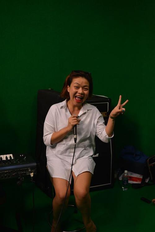Hải Yến sẽ thể hiện ca khúc Đã hơn một lần của tác giả Tăng Nhật Tuệ.