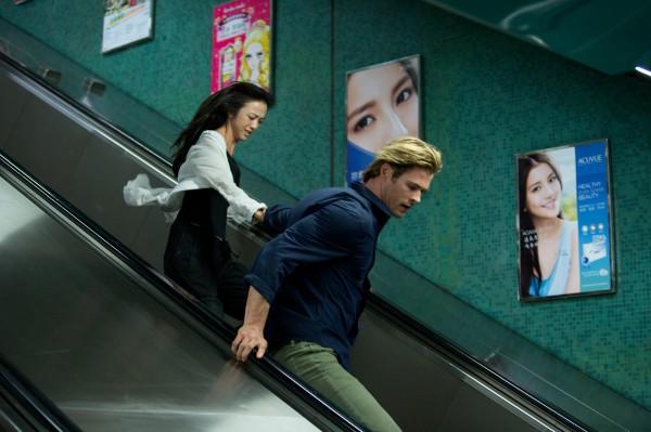 Người đẹp Hoa ngữ Thang Duy xuất hiện trong bom tấn mới của Hollywood (Ảnh: Dailynews)