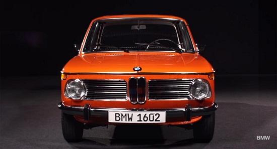 BMW 1602e chạy hoàn toàn bằng điện