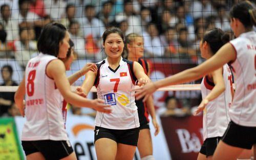 Nhiều tuyển thủ bóng chuyền nữ Việt Nam được các tuyển trạch viên nước ngoài biết tới và chiêu mộ thông qua VTV Cup.