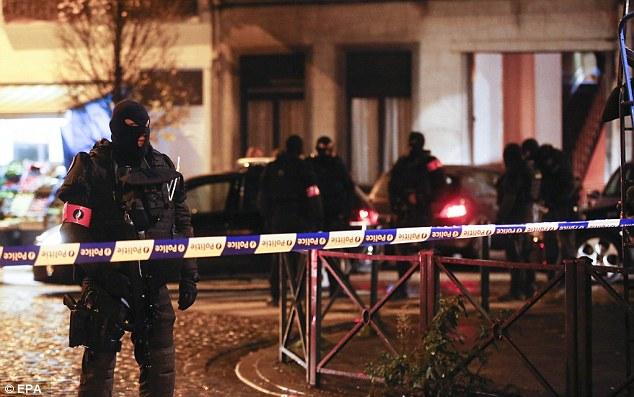 Brussels nâng mức cảnh báo khủng bố lên mức cao nhất.
