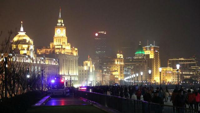 Bund - khu vực ăn chơi nổi tiếng của Thượng Hải