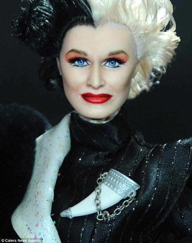 Nhân vật Cruella De Vil trong phim 101 Chú chó đốm