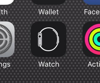 Ứng dụng Apple Watch được đổi tên thành Watch