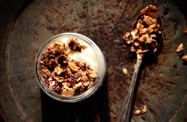 Cà phê trở thành nguyên liệu cho món ngũ cốc buổi sáng vừa mang lại dinh dưỡng, đồng thời giúp bạn tỉnh táo hơn.