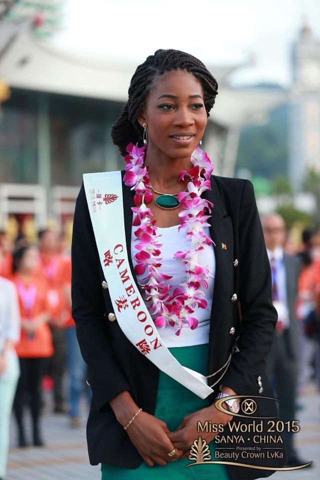 Đại diện Cameroon