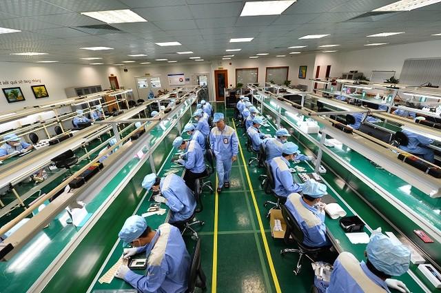 Khu vực sản xuất và lắp ráp Bphone