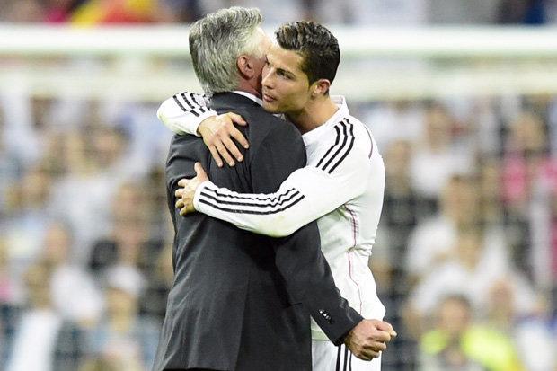 Mời được Carlo Ancelotti, Man Utd sẽ có Cris Ronaldo?