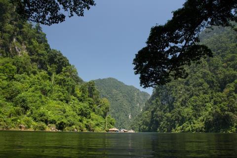 Thung lũng sông Gâm đẹp mê hồn