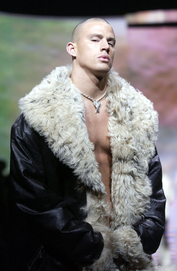 Trước khi đến với màn ảnh, ít ai ngờ Channing Tatum từng khởi nghiệp với nghề vũ công.