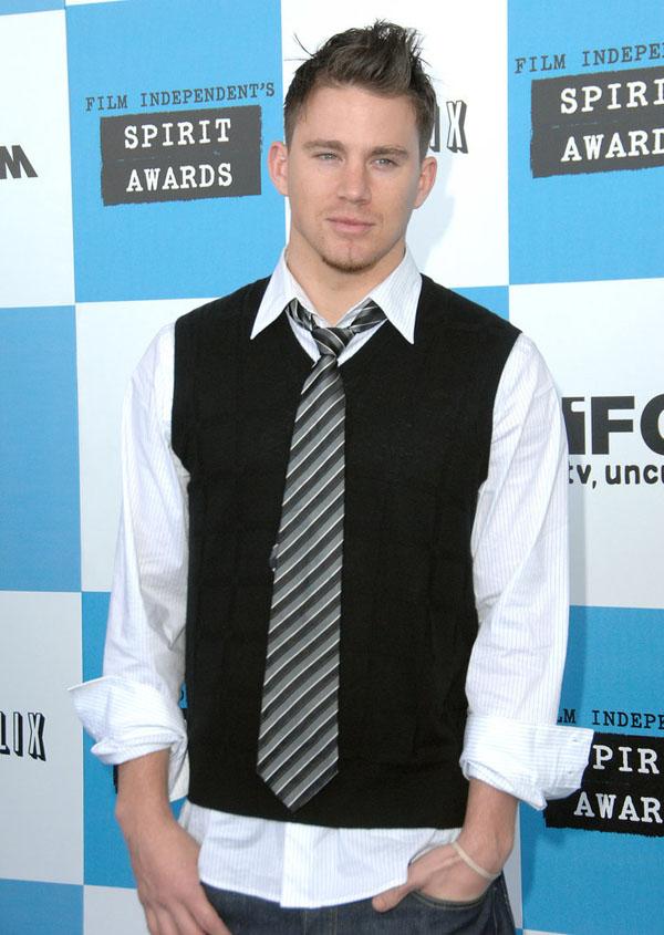 Channing tham gia Spirit Awards - một lễ trao giải thưởng điện ảnh dành cho các bộ phim độc lập vào năm 2007.