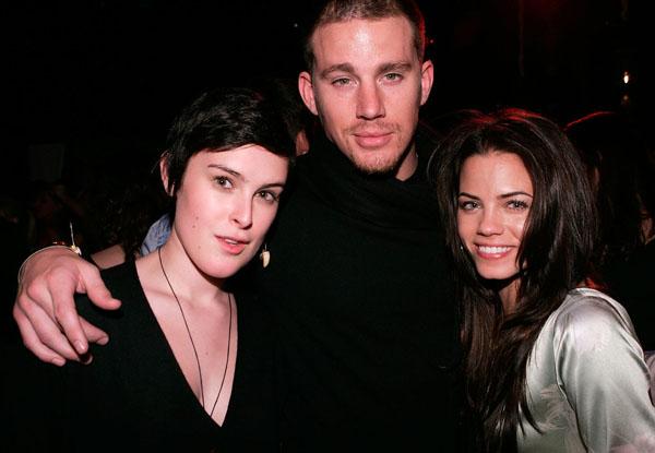 Giai đoạn này, sự nghiệp điện ảnh của Channing phát triển đồng hành với một số vai diễn cùng vợ anh.