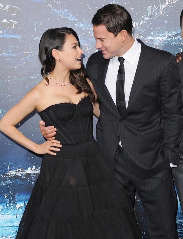 Mới năm ngoái, anh có vai diễn khá ấn tượng trong phim Jupiter Ascending cùng Mila Kunis.