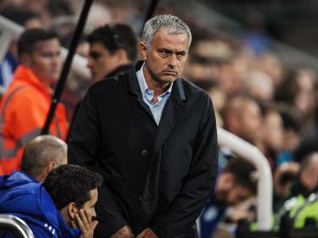 Lịch sử hoàn toàn chống lại Mourinho và các học trò