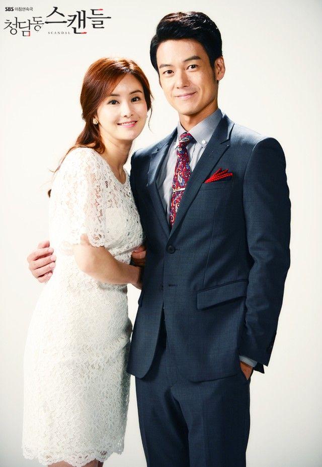 Choi Jung-Yoon và Kang Sung-Min đảm nhận hai vai diễn chính trong Bí mật ở Cheong Dam Dong