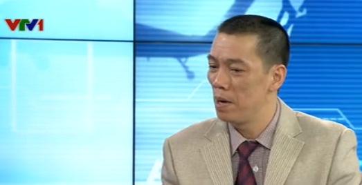 Ông Đỗ Sơn Hải – trưởng khoa Chính trị quốc tế Học viện Ngoại giao tại Hà Nội.