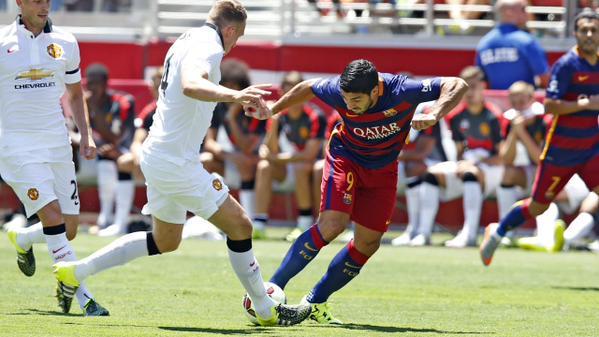 Man Utd sẽ sớm tái ngộ với Barcelona ở vòng bảng Champions League?