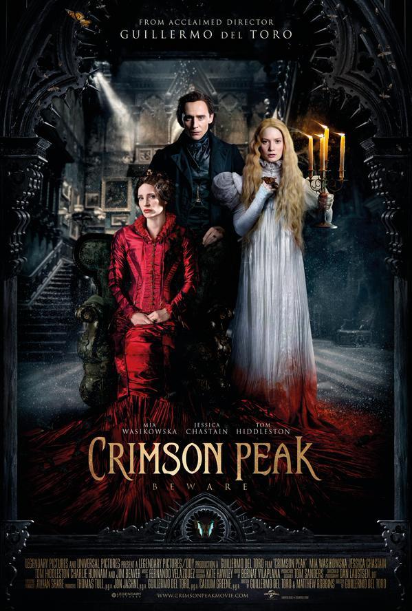 Poster mới của Crimson Peak