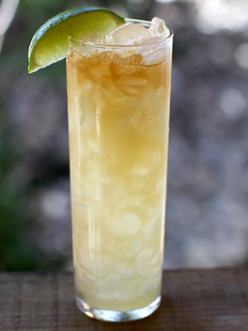 Cocktail Cracked Mai Tai