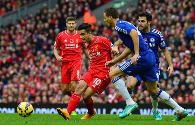 Coutinho liệu có tạo ra đột biến trước hàng tiền vệ chắc chắn của Chelsea?