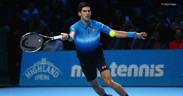 Djokovic khởi đầu thuận lợi tại ATP World Tour Finals 2015
