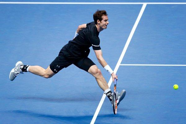 Murray đã không thể tận dụng lợi thế sân nhà trước màn trình diễn xuất sắc của Nadal