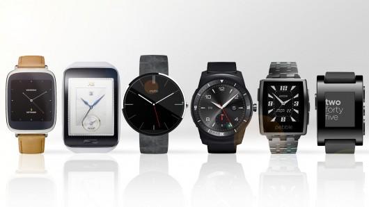 Nhiều chuyên gia từng cho rằng những chiếc đồng hồ thông minh smartwatch sẽ sớm thay thế cho smartphone