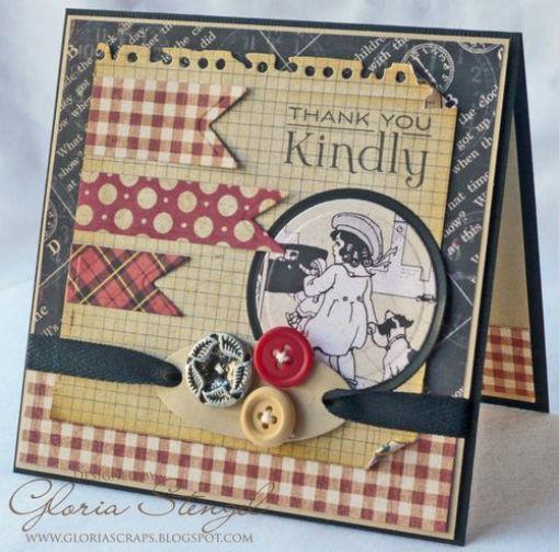 Thiệp handmade cũng là một trong những món đồ được nhiều người ưa thích