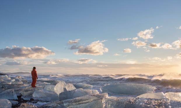 Sông băng ở Iceland. Ảnh: Elli Thor Magnusson/Corbis