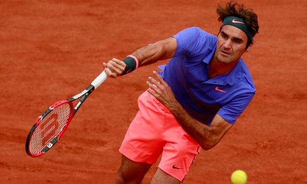 Roger Federer tiếp tục chuỗi trận thuyết phục tại Pháp mở rộng 2015