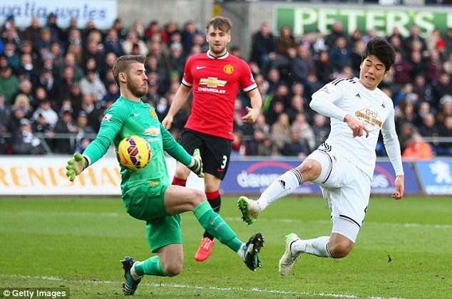 De Gea là cầu thủ có phong độ ổn định nhất của Man Utd.