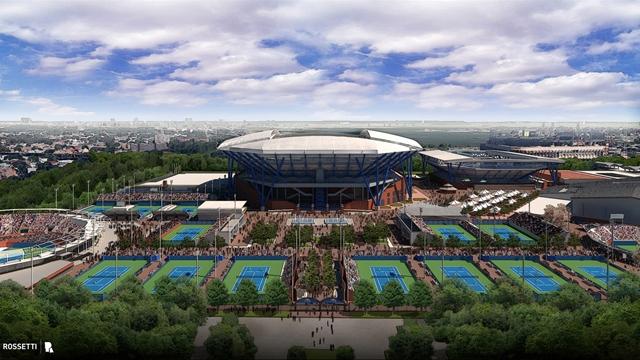 Vượt mặt Wimbledon, US Open trở thành giải Grand Slam có số tiền thưởng cao kỷ lục