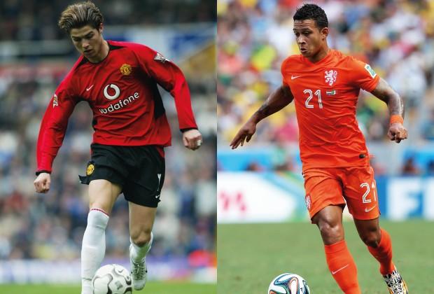 """Có Memphis Depay, Man Utd vẫn """"thèm thuồng"""" Cris Ronaldo"""