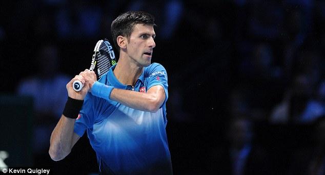 Djokovic sẽ phải thắng ở trận cuối trước Berdych nếu muốn đi tiếp.