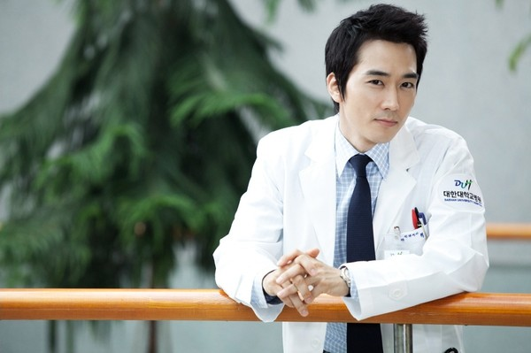 Jin Kyuk do mỹ nam của bộ phim Trái tim mùa thu đảm nhiệm