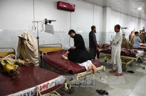 Nhiều người nhập viện sau trận động đất
