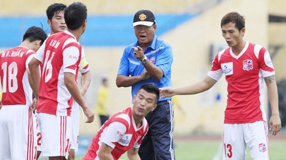 CLB Đồng Nai treo thưởng 800 triệu đồng nếu đội bóng đánh bại HAGL (Ảnh: Lao Động)