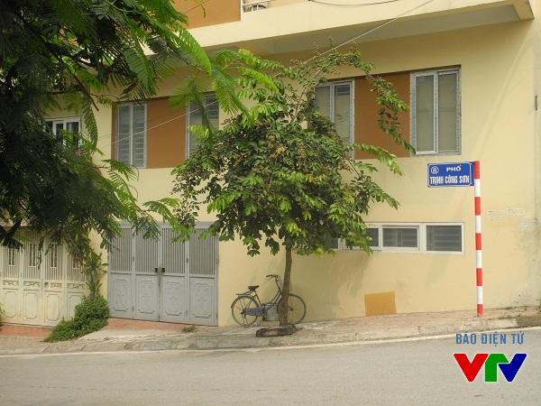 Một đoạn đường trên phố Trịnh Công Sơn.