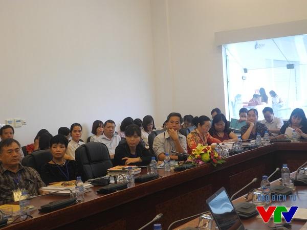 Hội thảo thu hút sự quan tâm của nhiều nhà khoa học - nghiên cứu, những người làm công tác quản lý văn hóa trên cả nước