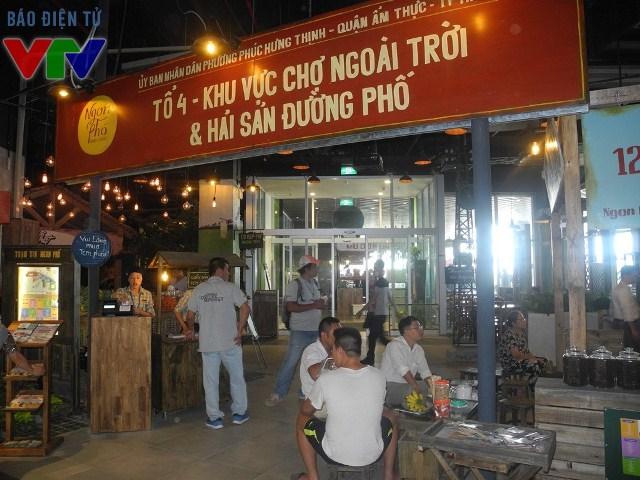 Không gian ẩm thực Việt mang tính sáng tạo và đầy suy tưởng hoài niệm.