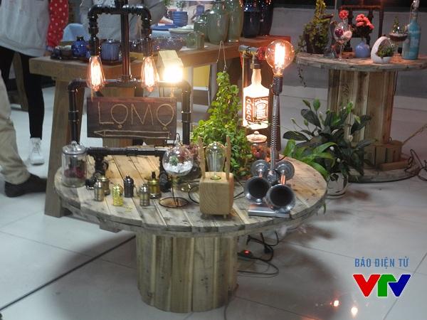 Triển lãm thu nhỏ Creative Show Hanoi thể hiện cái nhìn toàn cảnh về ngành công nghiệp sáng tạo với các gian trưng bày sản phẩm đặc sắc