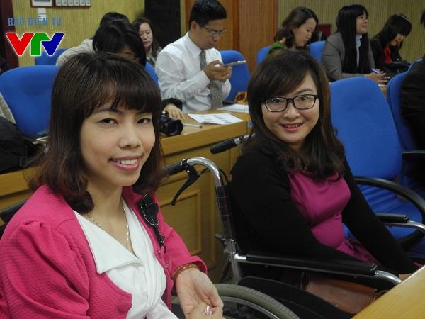 Các bạn thanh niên khuyết tật luôn được cộng đồng và xã hội quan tâm