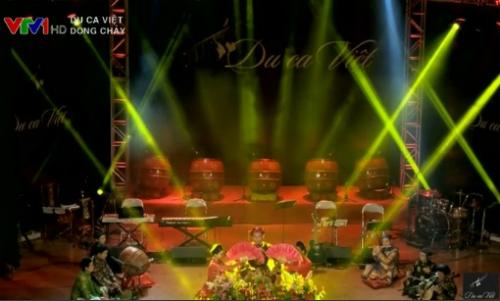 Màn hát văn hầu đồng đặc sắc của nghệ sĩ Văn Ty và nhạc sĩ Thao Giang.