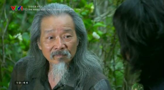 Họa sĩ Văn Thao - con trai của cố nhạc sĩ Văn Cao.