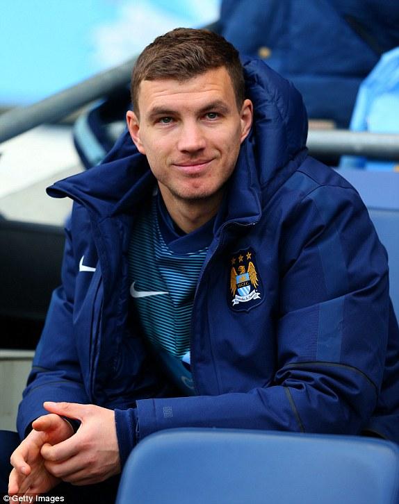 Dù chơi rất hay trong màu áo Man City nhưng rồi Dzeko cũng đứng trước nguy cơ bị bán cho Fenerbahce.