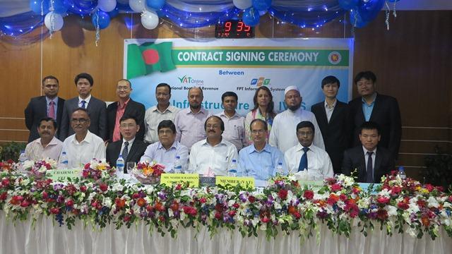 FPT vừa thắng thầu hợp đồng kỷ lục trị giá 33,6 triệu USD tại Bangladesh. (Ảnh: Ict news)