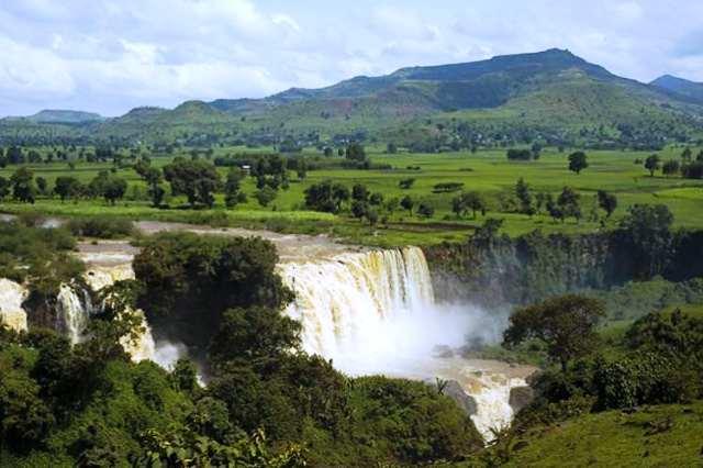 Nilo Azul của Đông Phi. (Ảnh: Getty Images)