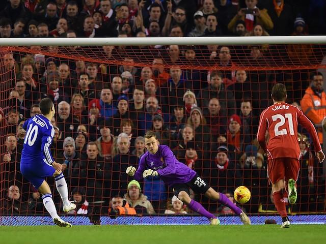 Lần gần đây nhất Chelsea được hưởng một quả đá phạt đền đã cách đây 4,5 tháng