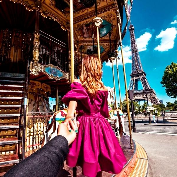 Tháp Eiffel, Paris, Pháp