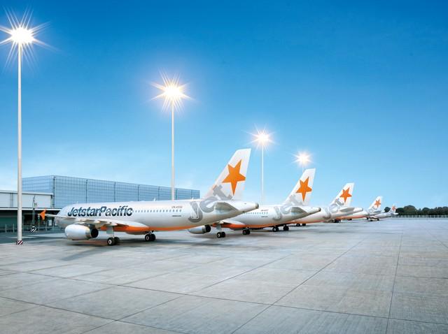 Jetstar Pacific là thành viên của Jetstar Group – thương hiệu hàng không giá rẻ hàng đầu khu vực châu Á – Thái Bình Dương. (Ảnh: Dân trí)
